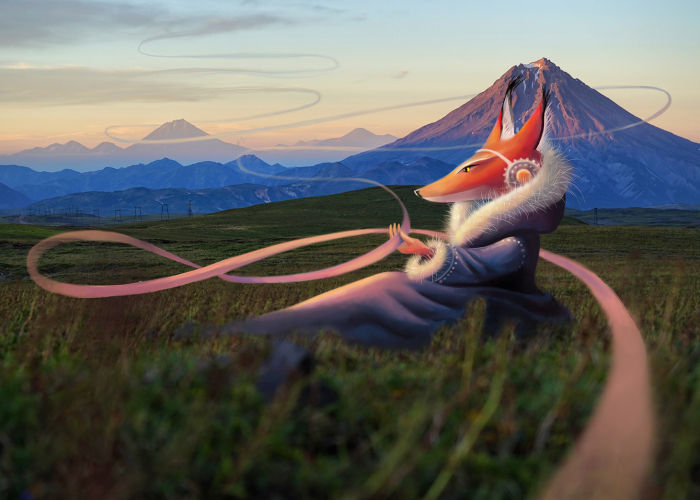 The New Fairy-Tales Of Kamchatka