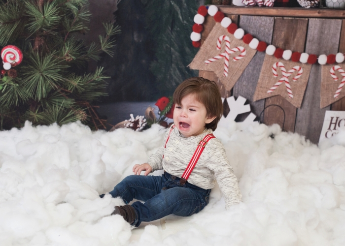 Hilarious Christmas Photo Fails
