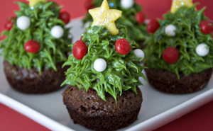30+ Of The Most Creative Christmas Cupcake Ideas Ever