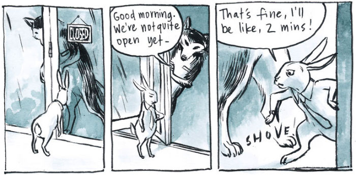 If You Ever Worked In Customer Service You'll Appreciate These 30 'Customer Service Wolf' Comics