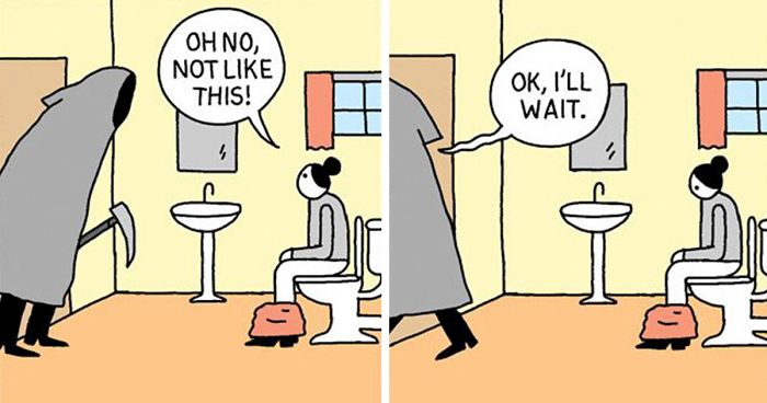 Hilarious Comics With Unexpected Endings By War And Peas New - 20 hilarious comics that end with an unexpected twist by war and peas