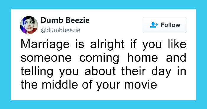 303 Funniest Tweets About Marriage Of 2017
