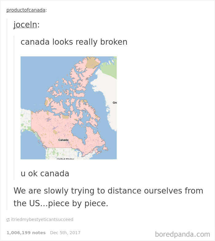 100 Times Canadians Were A Complete Mystery To The Rest Of