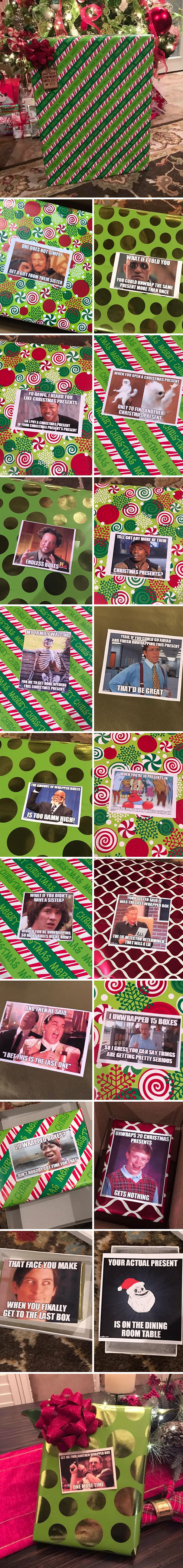 20+ Times Trolls Had The Funniest Christmas Gift Ideas Ever | Bored ...