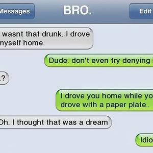 Oh Bro...