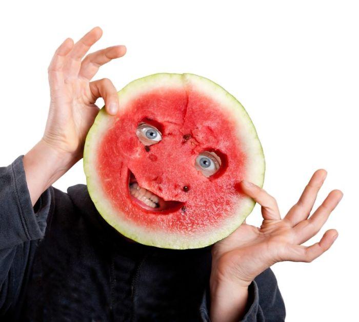 Melon Man.
