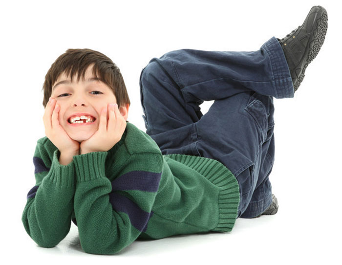 Child Breaks The Fourth Dimension And Creates A Loophole, Sending His Legs Into A Different Dimension And Breaking His Back, All While Laughing About It.