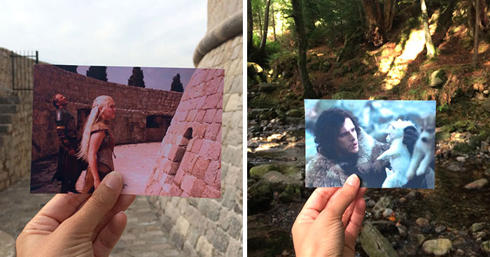 Girl Finds Exact Game Of Thrones Scene Locations In Real-Life, And Here's Where You Can Find Them Yourself