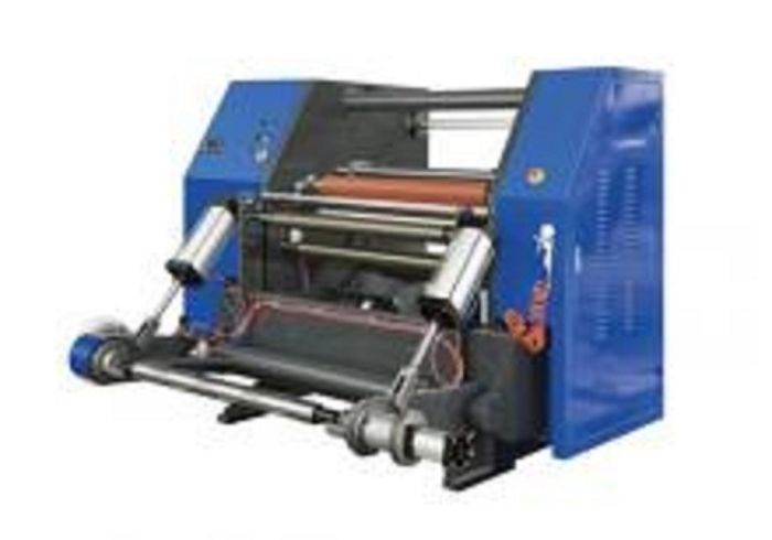 High Speed Slitting Machine With Plc