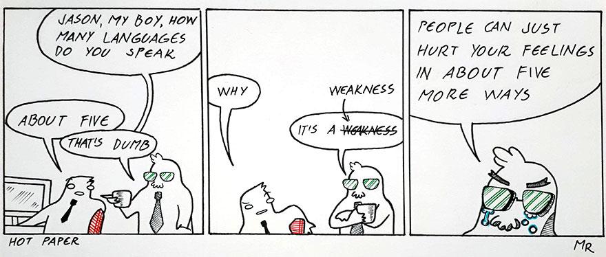 Hotpaper Comics