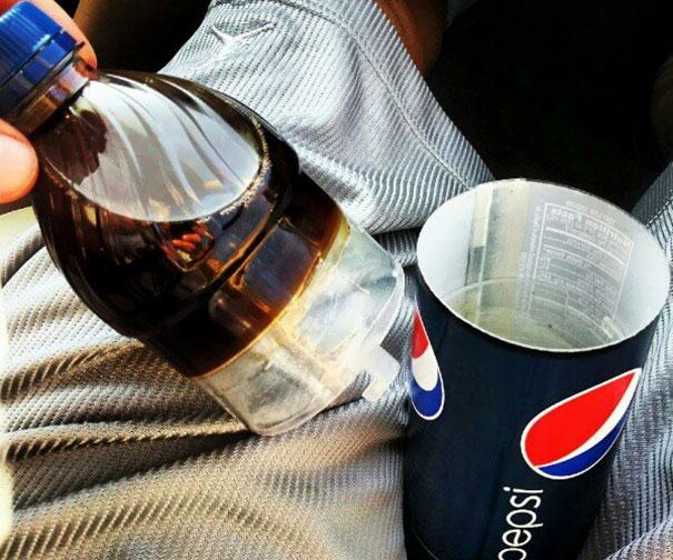 Secret Stash Pepsi Bottle