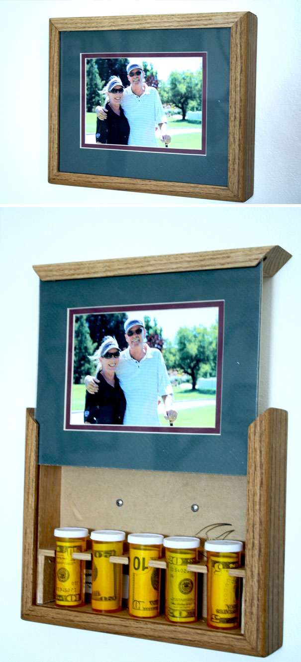 Secret Photo Frame