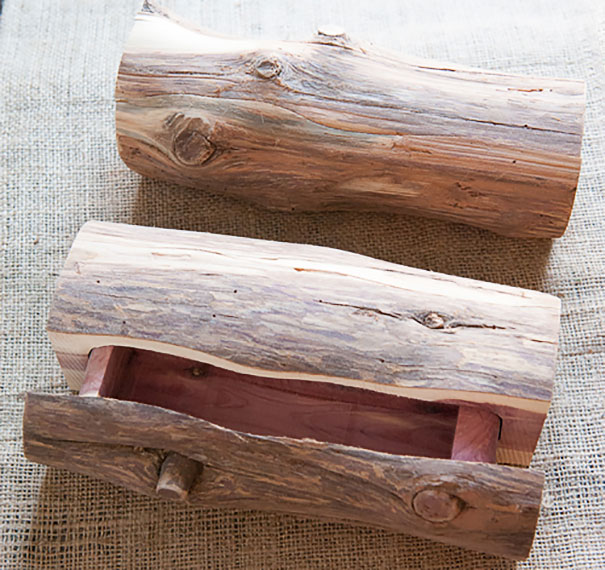 Secret Log Box