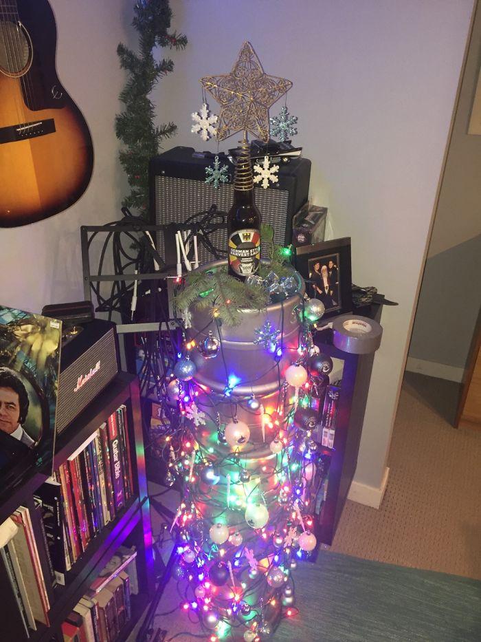 Oh Kegmas Tree Oh Kegmas Tree...
