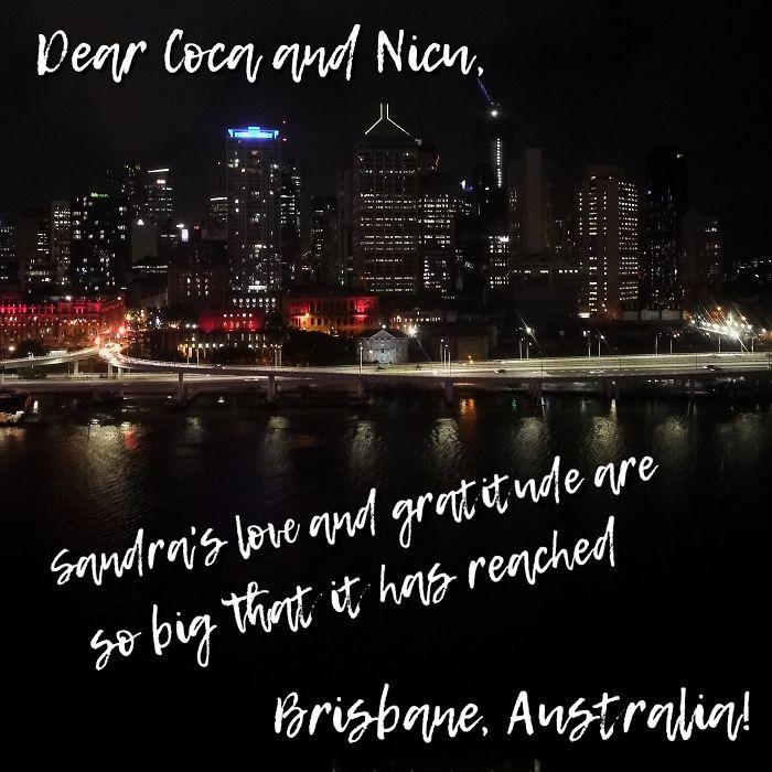 Greetings From Brisbane, Australia