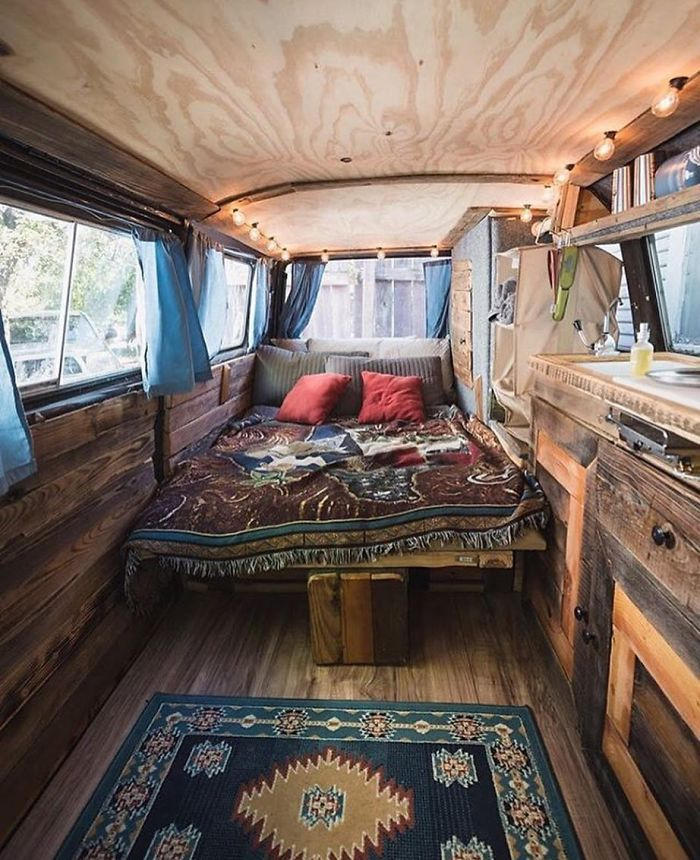 50+ Pics From 'Project Van Life' Instagram That Will Make