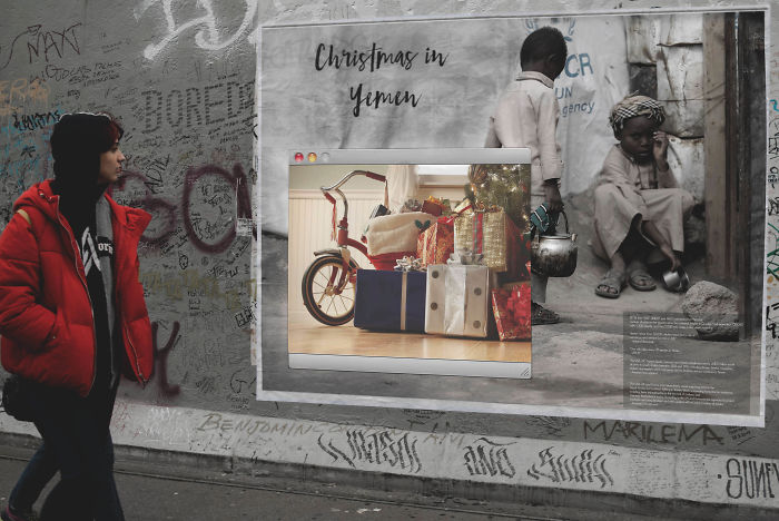 """I Made """"Christmas"""" Billboards To Spark A Light On War In Yemen Which Become Hell On Earth (Video)"""