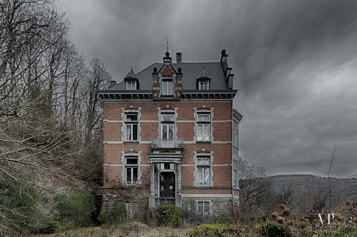 I Photographed This Abandoned Beauty