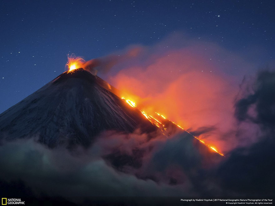 People's Choice: Volcano, Vladimir Voychuk