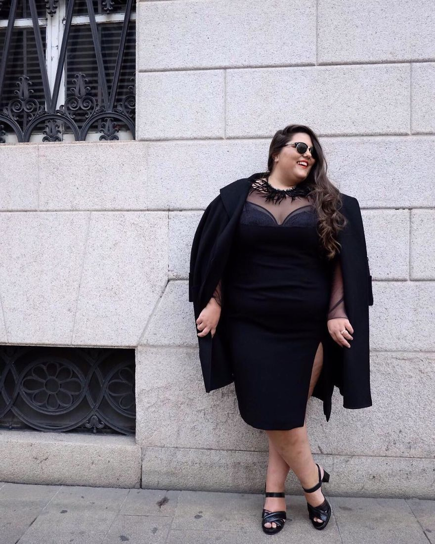 This Is What Happens When A Plus-Size Model Tries To ...