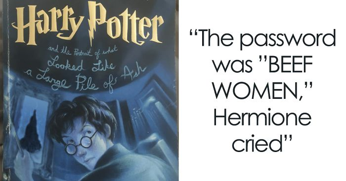 Someone Tried Using Predictive Software To Write A New Harry Potter Chapter, Probably Didn't Expect A Result Like This