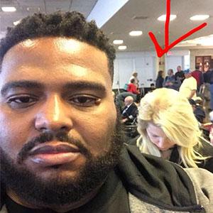 Un hombre negro da una brillante respuesta a una mujer blanca racista que no creía que él volase en primera clase