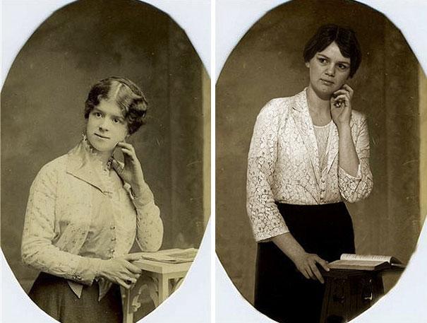Sarah And Her Grandmother