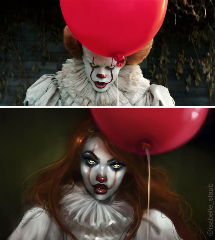 Pennywise, Eso