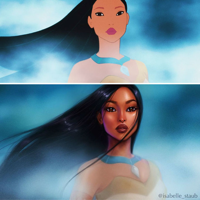 Pocahontas, Pocahontas