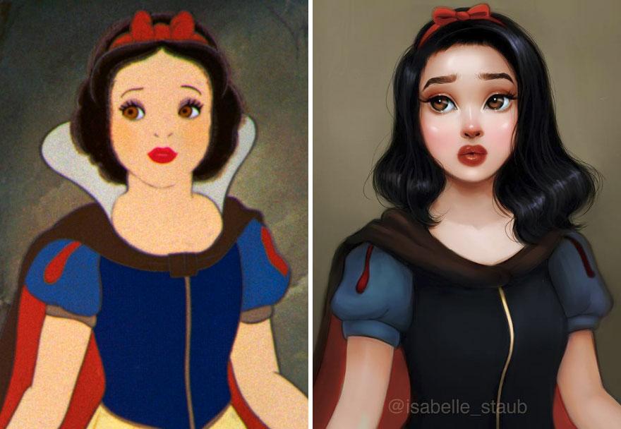 Snow White, Snow White And The Seven Dwarfs