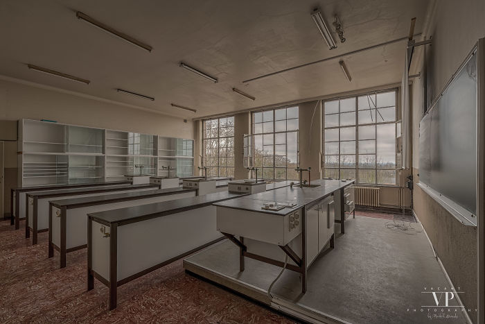 I Photographed This Abandoned School