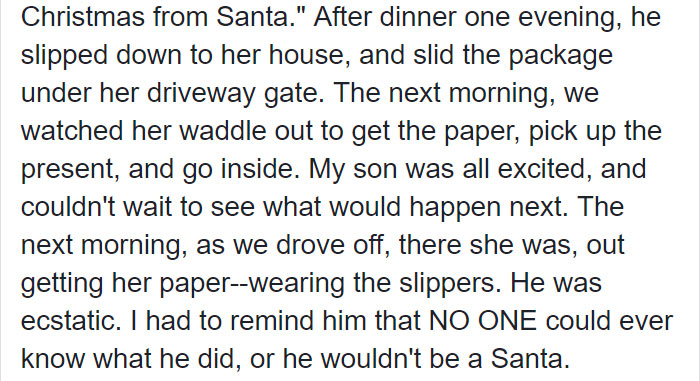 This Mom Found A Genius Idea To Tell Her Kids That Santa Doesn't Exists