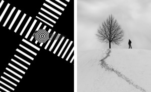 Artist Creates Minimal Photographs Inspired By Details That Surround Us