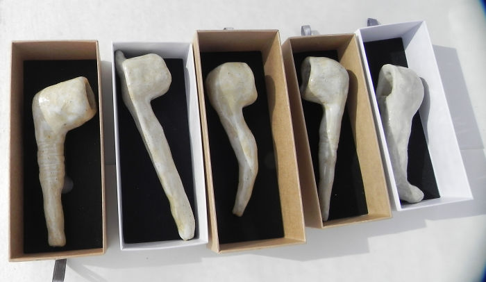 Handmade Ceramic Clay Pipes For Smokers And Collectors