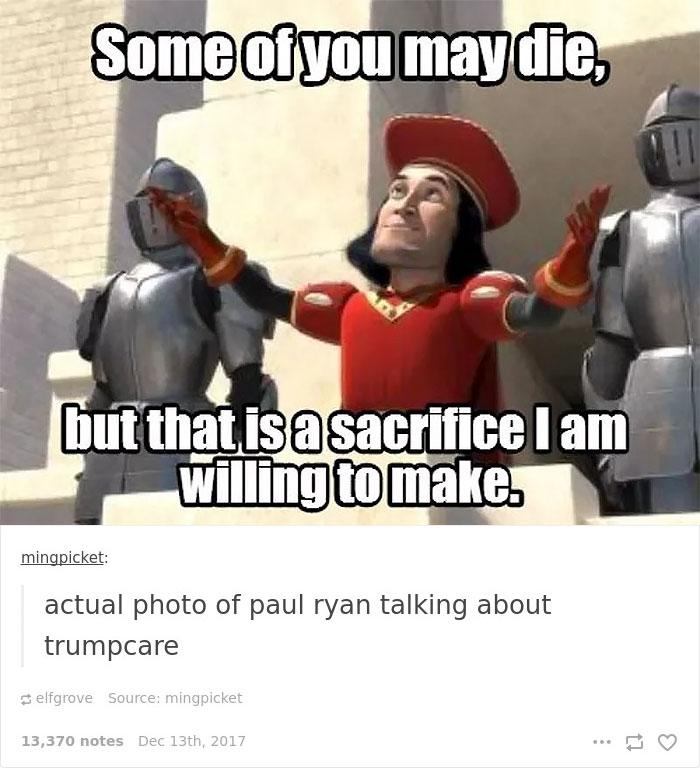 GOP Stance On Healthcare