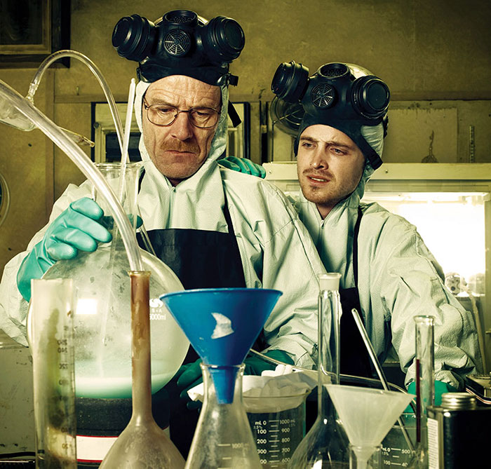 All You Need To Know About American Healthcare System Is That There's A Popular TV Series Where A Man Turns To Cooking Industrial Quantities Of Crystal Meth In Order To Pay For His Hospital Bills
