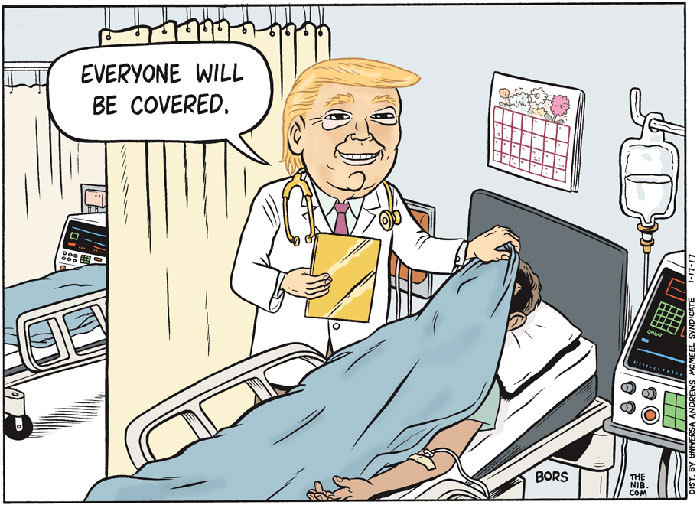 Everyone Will Be Covered