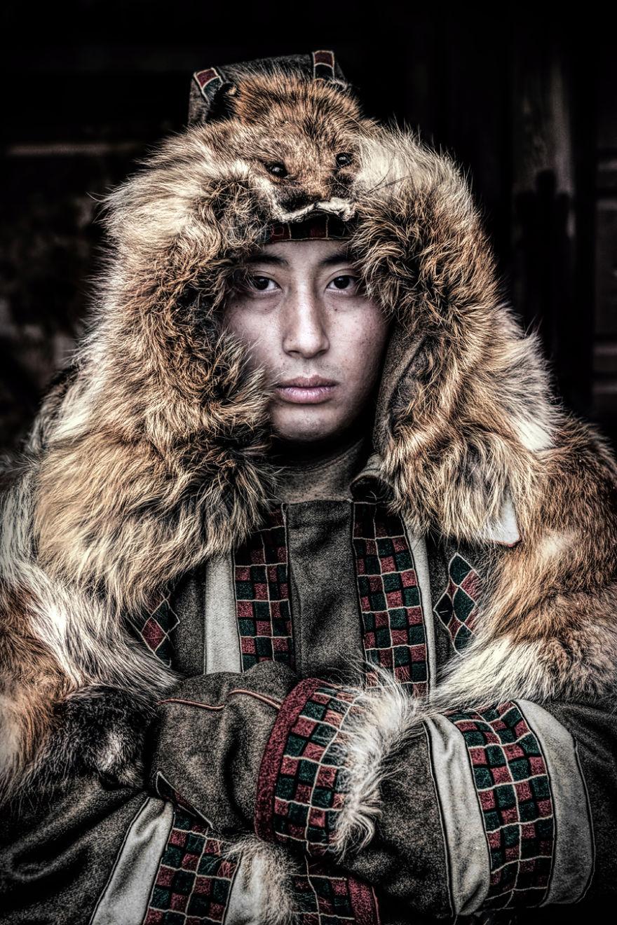 Sakha Young Man