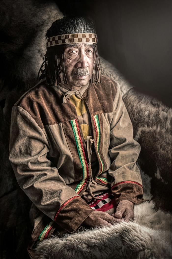 Hombre Yukagir