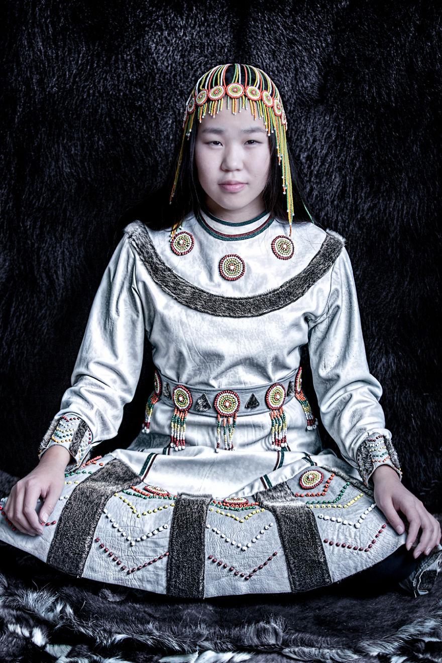 Chukchi Girl