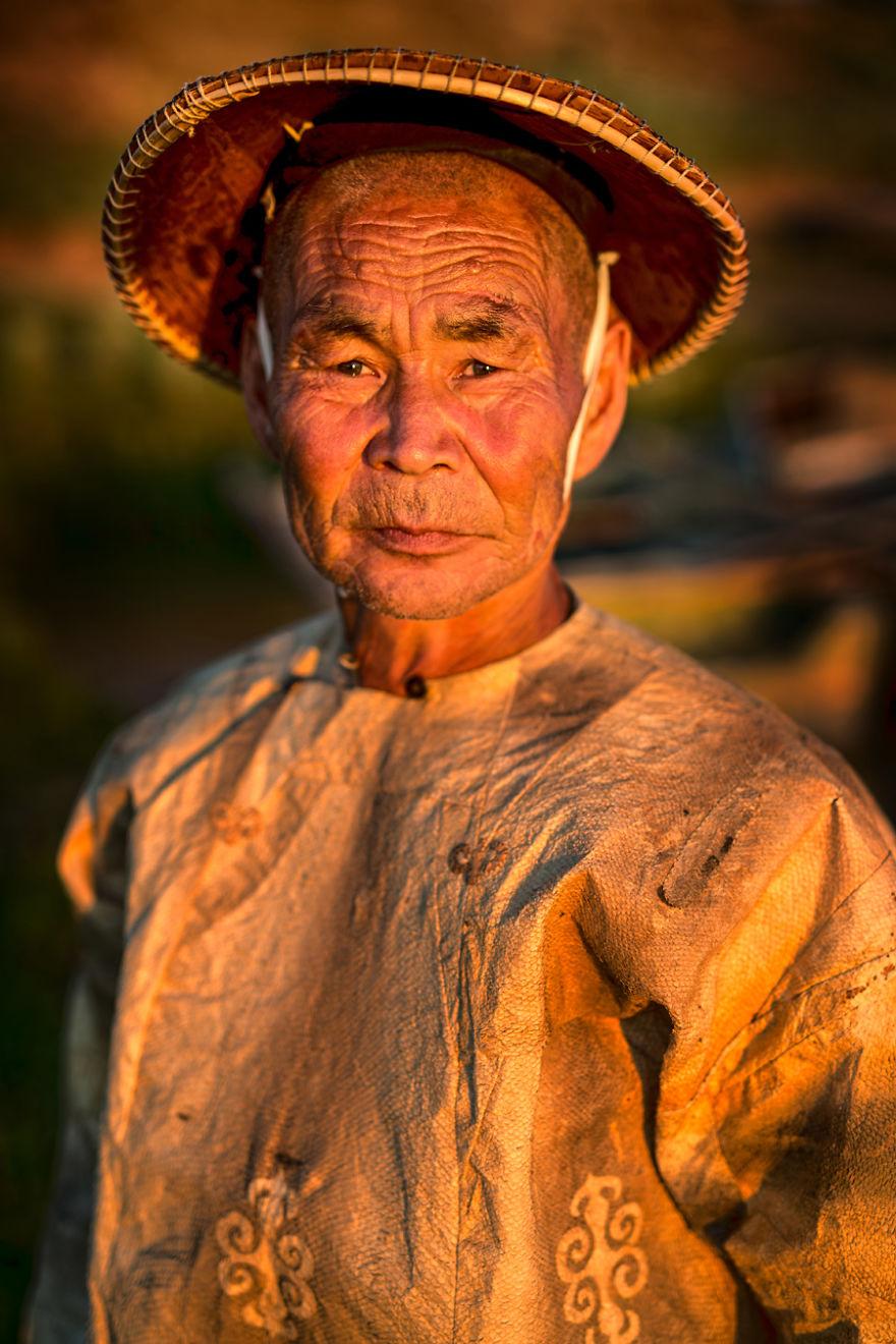 Ulchi Man