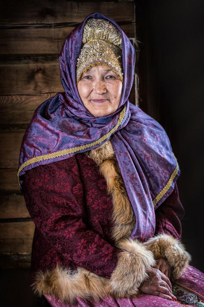 Mujer Russkoustincy
