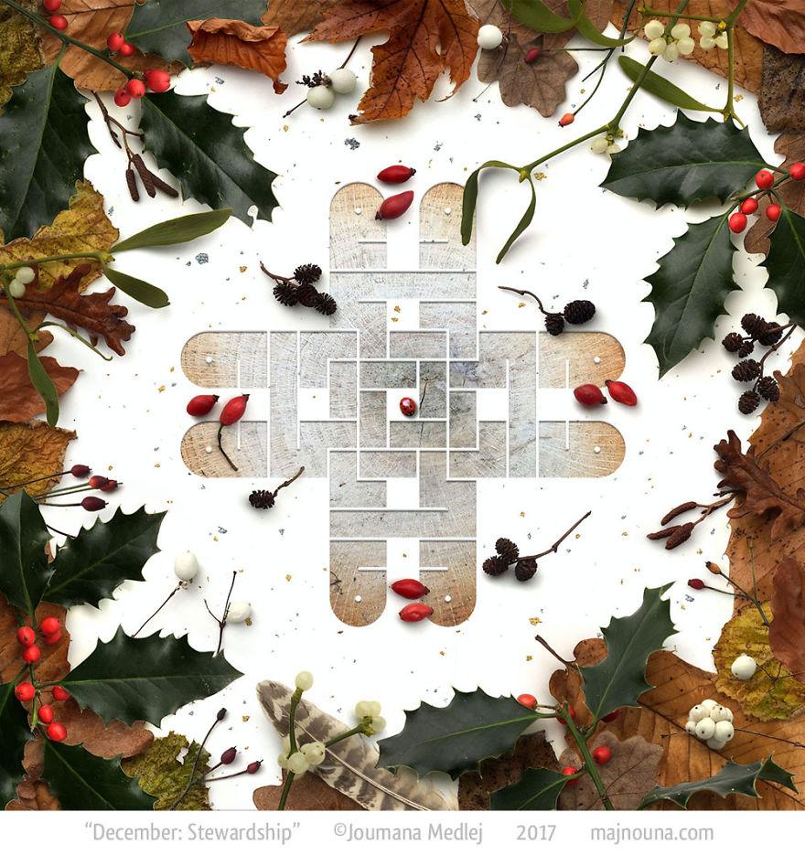 December: Stewardship