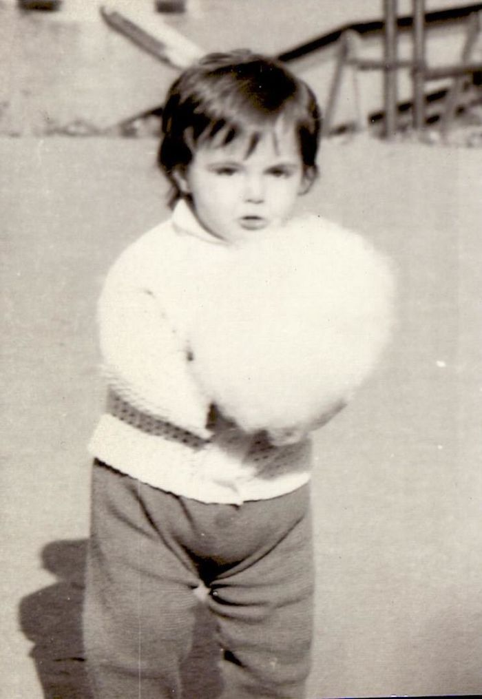 Love Cotton Candy… As You Can See, From The Beginning Of My Life (1967) :-D