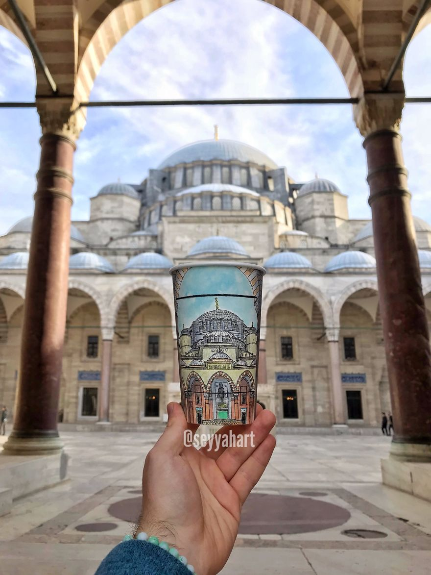 Architect Sinan's Masterpiece, Suleymaniye Mosque