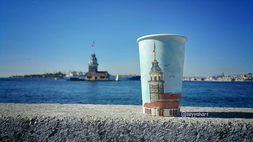 Bosphorus's Pearl, The Maiden's Tower