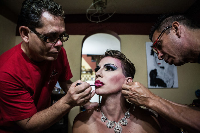 I've Followed A Very First Cuban Trans And Drag Stars From Day To Night