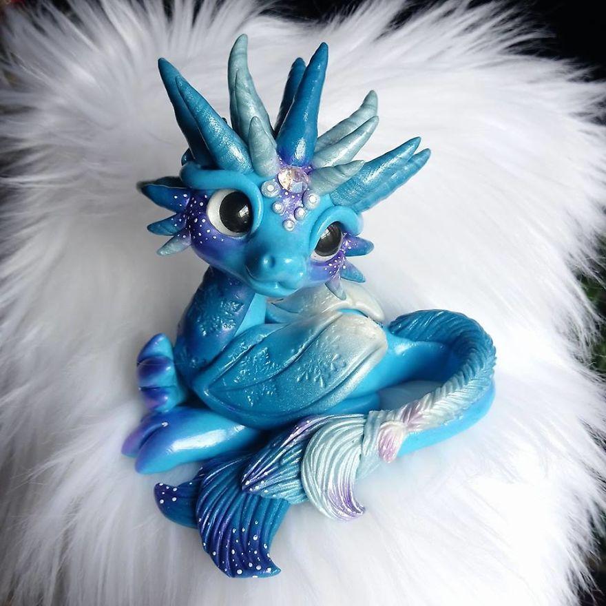 Water / Ice Dragon