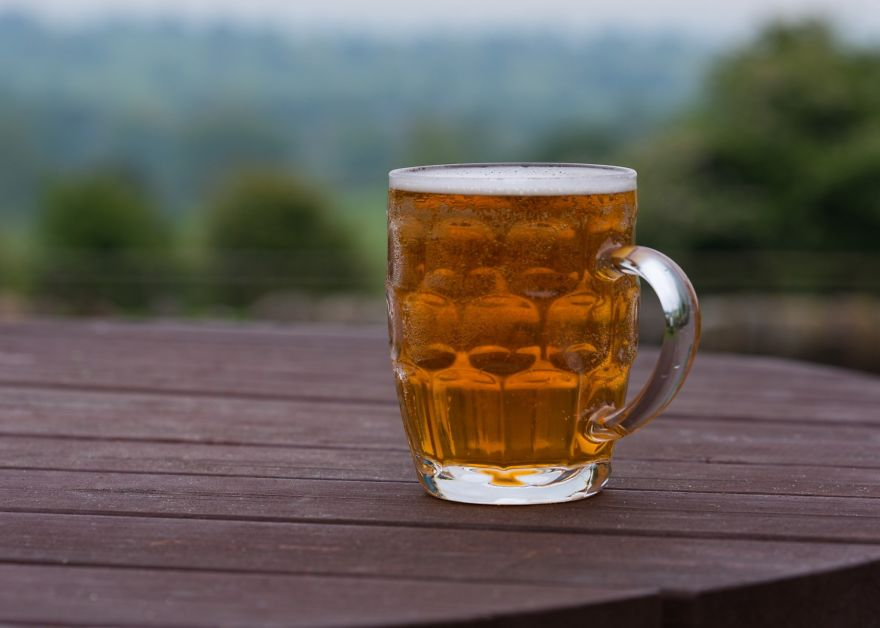 The Health Benefits Of Beer Drinking