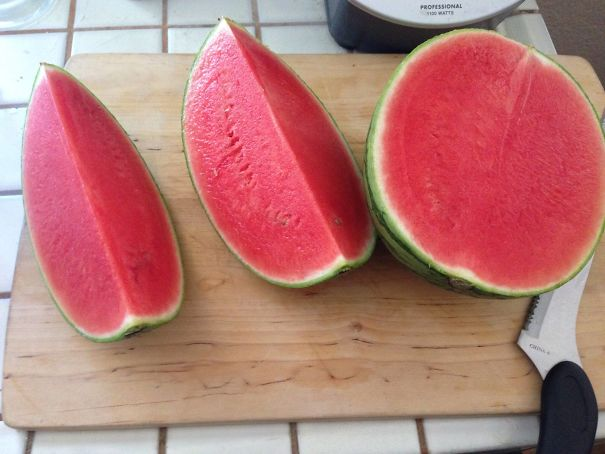 The Perfect Watermelon